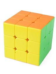 povoljno -Rubikova kocka 1 KOM Shengshou D00932 Rainbow Cube 3*3*3 Glatko Brzina Kocka Magične kocke Male kocka Prozirna naljepnica Moda Kubni