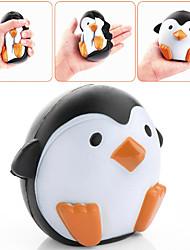 Недорогие -LT.Squishies Резиновые игрушки / Устройства для снятия стресса Сказка / Пингвин / Фантастика Животный принт Сбрасывает СДВГ, СДВГ,