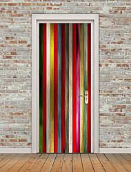 Недорогие -Натюрморт Наклейки Простые наклейки 3D наклейки Декоративные наклейки на стены Наклейки на холодильник, Винил Украшение дома Наклейка на