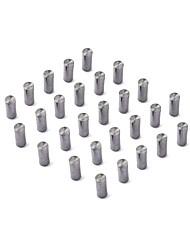 baratos -Profissional Acessório baixo Baixo Aço Acessórios para Instrumentos Musicais 1.8*0.7*0.7cm