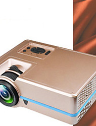 cheap -Smart Portable Projector Home and Office Entertainment 3D Effect Phone Connected LCD Image LED Backlight