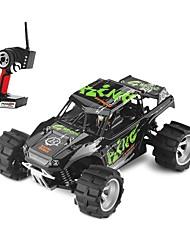 Недорогие -Машинка на радиоуправлении WLtoys WL A979-2 2.4G На дороге / Скалолазание автомобилей / Внедорожник 1:18 Коллекторный электромотор 45 km/h КМ / Ч