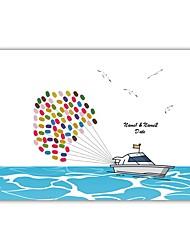 preiswerte -Signatur Rahmen & Platten Sonstiges Strand / Klassisch / Romantik Mit Muster / Druck