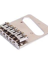 economico -Professionale Accessorio per chitarra elettrica Ponte Chitarra elettrica Metallo Accessori strumenti musicali 9.7*8.1*1.3cm