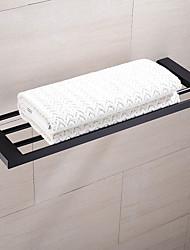 Недорогие -Полка для ванной Высокое качество Modern Латунь 1шт - Гостиничная ванна На стену