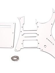 Недорогие -профессиональный Аксессуары для электрогитары Электрическая гитара Arylic накладка Аксессуары для музыкальных инструментов