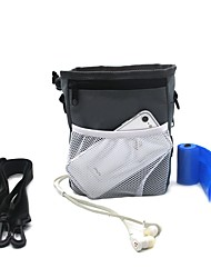 cheap -Pets Shoulder Bag Pet Carrier Trainer Camping & Hiking Portable Soft Casual Solid Colored Fashion Black Gray