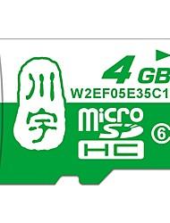 baratos -Kawau 4GB TF cartão Micro SD cartão de memória Class6 4