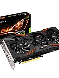 Недорогие -GIGABYTE Video Graphics Card GTX1070 1822 МГц 8008 МГц 8 GB / 256 бит GDDR5
