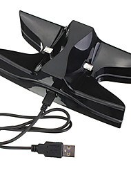 economico -Caricabatterie Per PS4 ,  Plug-and-Play / controluce Caricabatterie Metallo / ABS 1 pcs unità