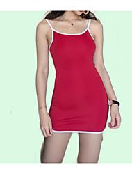 povoljno -Žene Jednostavan Osnovni Bodycon Haljina Jednobojni Mini