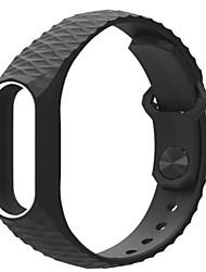 abordables -Bracelet de Montre  pour Mi Band 2 Xiaomi Bracelet Sport Silikon Sangle de Poignet