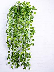 Недорогие -Искусственные Цветы 1 Филиал Простой стиль Пастораль Стиль Pастений Цветы на стену