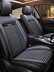 Недорогие -ODEER Чехлы для сидений Серый текстильный Кожа PU Общий for Универсальный Все года Все модели