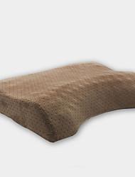 economico -Qualità confortevole-Superior Cuscino Memory Cervicale Tessuto elasticizzato comodo Cuscino Piumino in piuma d'anatra grigia Spugna Memory