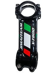 Недорогие -31.8 mm Вынос руля 6 степень 80/90/10/110/120 mm Углеродное волокно Легкость Мощность Простота установки для Велоспорт 3К глянцевый
