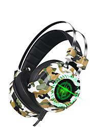 Недорогие -V2 Проводное Накладные наушники Назначение PS4 ,  Накладные наушники ABS 1 pcs Ед. изм