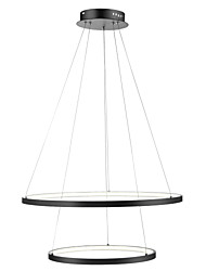 cheap -Ecolight™ Pendant Light Ambient Light - Dimmable LED, Modern / Contemporary, 110-120V 220-240V, Warm White White, Bulb Included