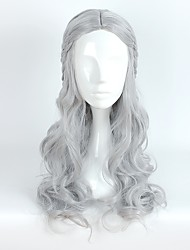 cheap -Cosplay Wigs Game of Thrones Other Anime Cosplay Wigs 70cm CM Heat Resistant Fiber All