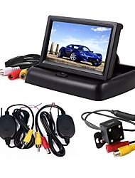 cheap -ZIQIAO Other CCD Wired 170 Degree Car Reversing Monitor Plug and play for Car
