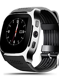 cheap -Smartwatch STT8 for Android 4.3 and above / iOS 7 and above Touch Screen / Water Resistant / Water Proof / Pedometers Pedometer / / Timer