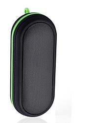 baratos -Waterproof Alto-falante Bluetooth AUX 3.5mm Altofalante para Ambientes Exteriores Verde Laranja Azul
