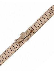 Недорогие -Ремешок для часов для Мото 360 Motorola Современная застежка Металл Повязка на запястье