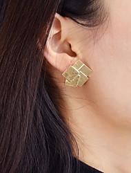 cheap -Women's Drop Earrings - Casual / Fashion Gold Geometric Earrings For Daily / Date