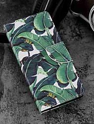 abordables -Coque Pour Xiaomi Mi 6X / Mi 5X Portefeuille / Porte Carte / Avec Support Coque Intégrale Arbre Dur faux cuir pour Xiaomi Mi 6X(Mi A2) / Xiaomi Mi 5X / Xiaomi A1