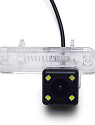 Недорогие -480 ТВ линий 640 х 480 1/4 дюймовый ПЗС-датчик Проводное 170° Камера заднего вида Водонепроницаемый для Автомобиль