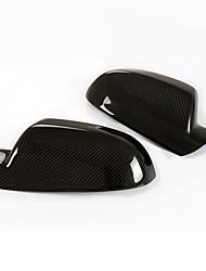 baratos -2pcs Carro Capas de Espelho Lateral Negócio Tipo de fivela For Espelho Retrovisor For Volkswagen Golf Todos os Anos