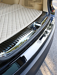 baratos -0.9m Barra do limiar do carro for Mala do carro Interno Comum Aço Inoxidável For Toyota 2018 / 2015 Highlander