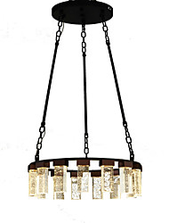 cheap -QINGMING® Chandelier Ambient Light - Mini Style, 110-120V / 220-240V, Warm White / Cold White, Bulb Included / 10-15㎡