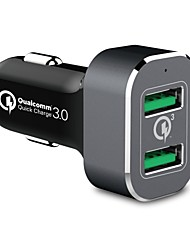 abordables -WAZA iPhone 7 Plus iPhone 7 Chargeur pour auto * 2 for 12V