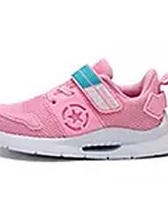 preiswerte -Mädchen Jungen Schuhe Tüll Sommer Komfort Sportschuhe Walking Rennen für Junior Draussen Schwarz Rot Rosa
