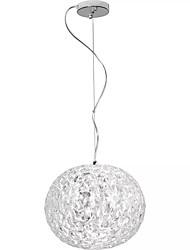 cheap -QIHengZhaoMing LED Pendant Light Ambient Light 110-120V 220-240V, Warm White, Bulb Included