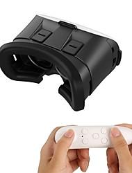 Недорогие -vr 3d очки 2.0 версия виртуальная реальность видеоролик игры очки гарнитура с пультом дистанционного управления