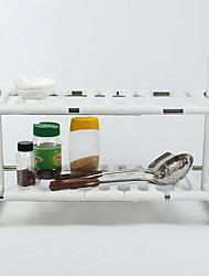 Недорогие -Кухонная организация Аксессуары для шкафов Нержавеющая сталь Аксессуар для хранения 1шт