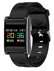 abordables -Bracelet à puce YY-K88PLUS for Android 4.3 et supérieur / iOS 7 et supérieur Ecran Tactile / Moniteur de Fréquence Cardiaque / Etanche