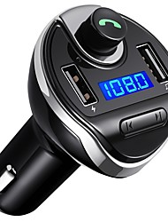 cheap -T20 Bluetooth 3.0 Bluetooth Car Kit FM Transmitters Universal