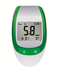 cheap -Factory OEM Blood Glucose Meter GLM-77 for Men and Women Power light indicator / Wireless use / Charging indicator