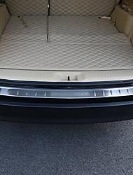 baratos -0.9m Barra do limiar do carro for Mala do carro Externo Comum Aço Inoxidável For Toyota 2018 / 2015 Highlander