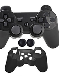 cheap -Wireless Game Controller Kits For Sony PS3 ,  Bluetooth Portable Game Controller Kits Silicone 1 pcs unit