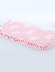 abordables -Style frais Serviette de bain Essuie-mains, Jacquard Qualité supérieure Polyester / Coton Etoffe jacquard 1pcs