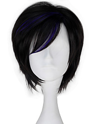 cheap -Cosplay Wigs Cosplay Cosplay Anime Cosplay Wigs 76.2cm CM Heat Resistant Fiber Unisex