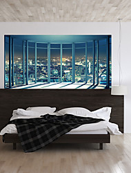 cheap -Decorative Wall Stickers / Door Stickers - Plane Wall Stickers / 3D Wall Stickers Abstract / Landscape Living Room / Bedroom
