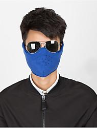 abordables -Masque de protection contre la pollution Toutes les Saisons Garder au chaud / Cyclisme / Résistant à la poussière Camping / Randonnée / Activités Extérieures / Cyclisme / Vélo Unisexe Taffetas en