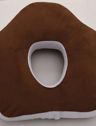 Недорогие -Комфортное качество Запоминающие форму тела подушки / Подголовник Портативные / Милый подушка 100% высококачественная полиуретановая пена