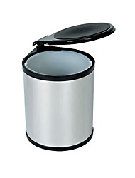 povoljno -Kuhinja Sredstva za čišćenje Nehrđajući čelik Koš za smeće Jednostavan 1pc