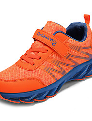 cheap -Boys' Shoes Breathable Mesh Summer Comfort Athletic Shoes Walking Shoes for Kids Athletic Black Orange Blue